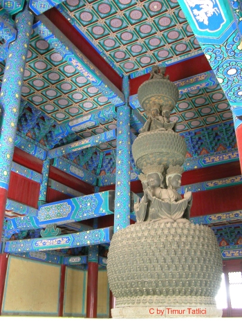 Großer Buddha Tempel in Zhengding/Hebei